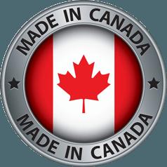 Fabriqué au Canada