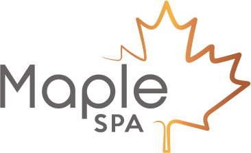 Logo Maple spa Fabricant de spas Canadiens