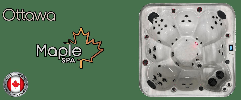 Maple spa modèle Ottawa