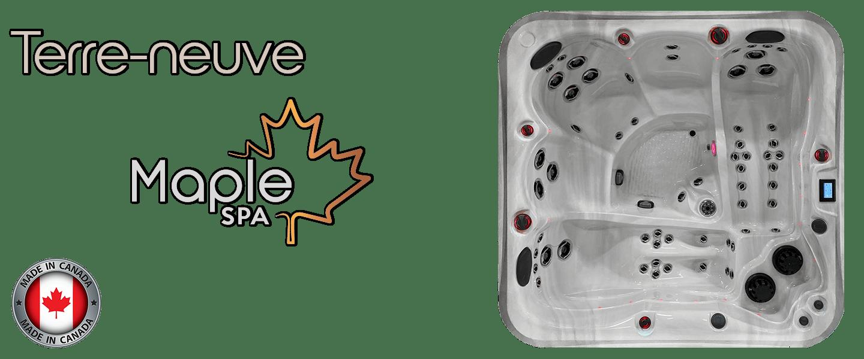 Maple Spa modèle Terre-Neuve